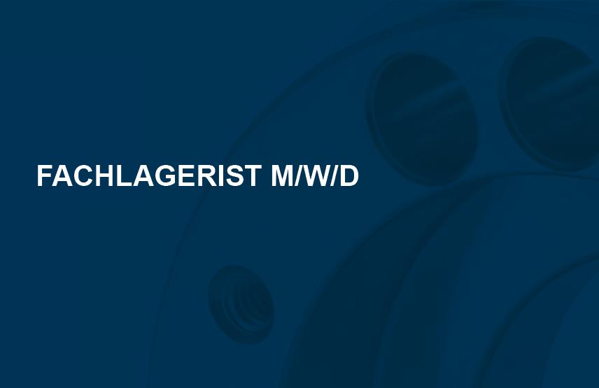 Fachlagerist m/w